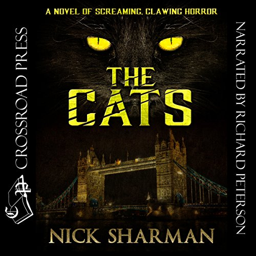 The Cats audiobook cover art