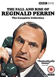 Fall and Rise of Reginald Perrin on DVD