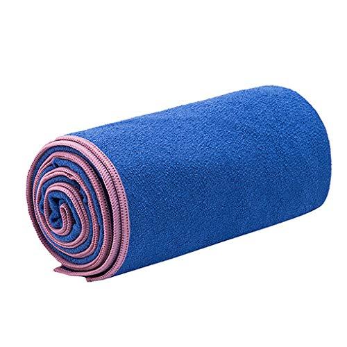 Microfiber yoga handdoek vochtafvoerende yogamat hoes voor handdoek, yogamat Hot Yoga Pilates Sports