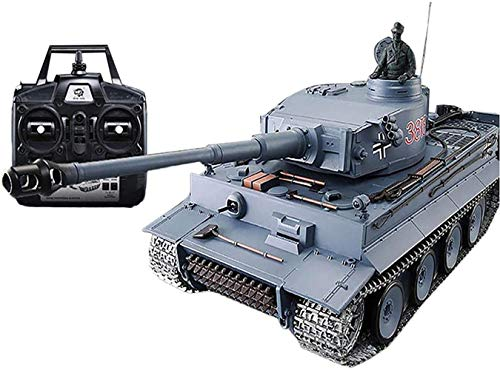 Remote Control Tank Puzzle