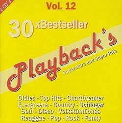 Karaoke/Various Playback's Vol.12 [Import]