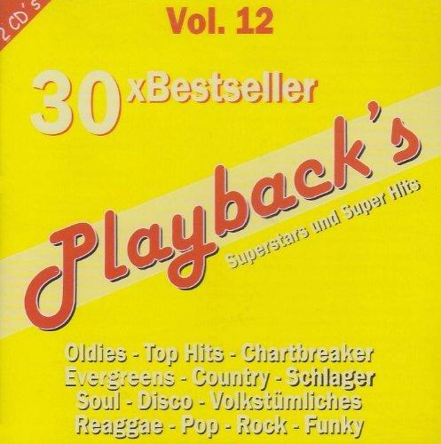 Karaoke/Various Playback\'s Vol.12