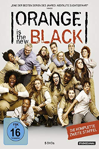Orange is the New Black - Staffel 2 (5 DVDs)