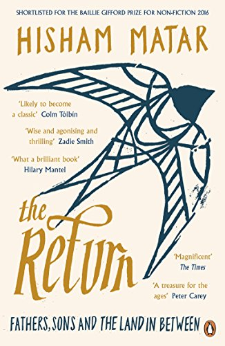 The Return: Fathers, Sons and the Land In Between (English Edition)