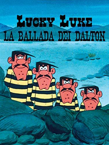 Lucky Luke - La Ballata dei Dalton