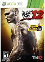 Exclusive WWE' 12 X360 By THQ