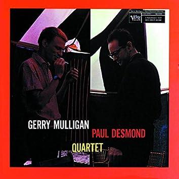 Gerry Mulligan - Paul Desmond Quartet (Expanded Edition)