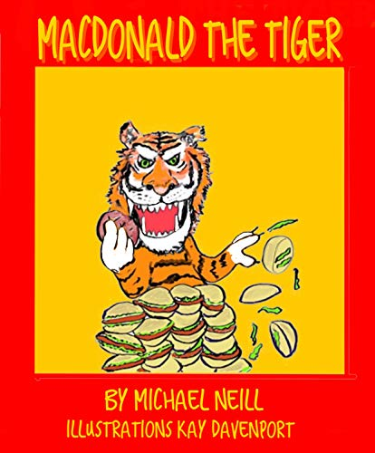 Macdonald the Tiger (English Edition)