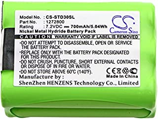Replacement Battery for TRI-TRONICS Classic 70 G3, Field 90 G3, Flyway G3, G3 Field, G3 Pro, Pro 100 G3, Pro 200 G3, Pro 500 G3, Pro TX, Trashbreaker G3, Upland SP G3