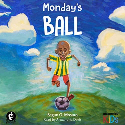 Monday's Ball audiobook cover art