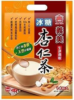 《義美》 冰糖杏仁茶/(アーモンドティー)(13包/袋) 《台湾 お土産》 [並行輸入品]