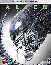 Alien - 40th Anniversary Edition [4K UHD + Blu-ray]