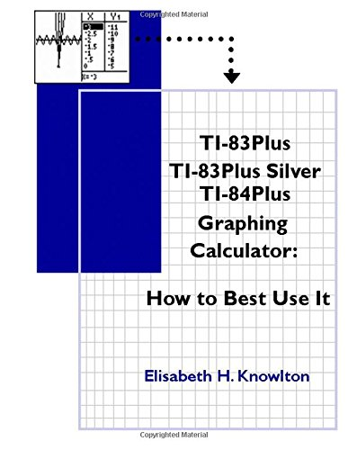 TI83Plus TI83Plus Silver TI84Plus Graphing Calculator: How To Best Use It!