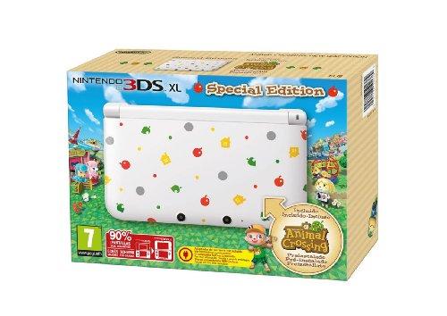 3DS XL - Console con Animal Crossing: New Leaf [Bundle]