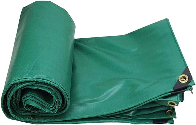D_HOME Bache imperméable de Toile de Camion extérieure de bache Anti-Soleil de PVC (Taille   5  8m)