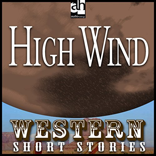 High Wind audiobook cover art