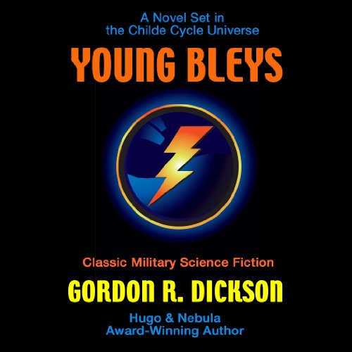 Young Bleys audiobook cover art