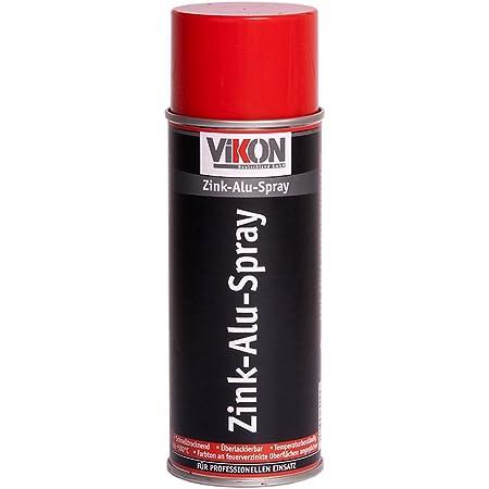 Vikon Zink Alu Spray 400 Ml Zink Aluminium Spray Baumarkt