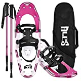 Best Snowshoes For Women - ALPS 21 Inches Light Weight Snow Shoes Set Review