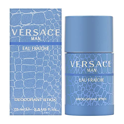 Versace Man Eau Fraiche by Versace, 2.5 oz Deodorant Stick for men