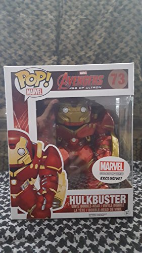 Funko - Figurine Marvel Avengers - Hulkbuster Exclusive Pop 15cm - 0849803047740