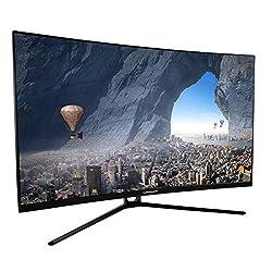 LC-Power 34 Zoll(86,36cm Curved Monitor (HDMI,DP, Ultra WQHD Display 21:9, 3440 x 1440, 100 Hz, FreeSync, 4 ms Reaktionszeit,1500R)