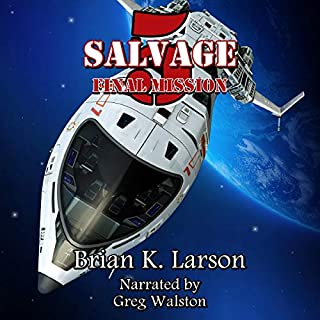 Salvage-5: Final Mission  cover art