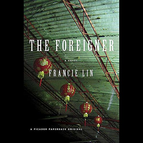 The Foreigner cover art