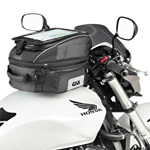 Givi borsa serbatoio set XS306 + Tanklock-Sistema anello serbatoio bf09 Ducati Monster 696 08-13