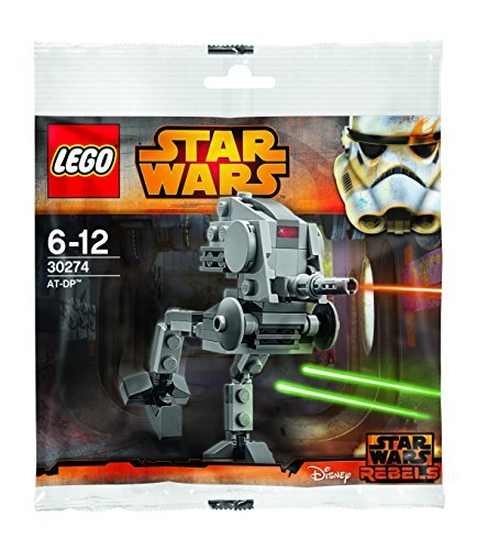 LEGO Star Wars 30274 AT-DP (Polybag) by Disney
