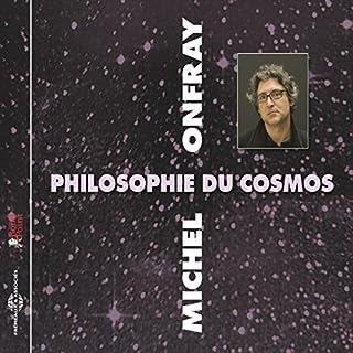 Couverture de Philosophie du Cosmos