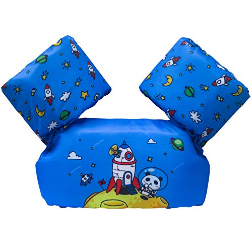 Dark Lightning Pool Float for Kids from 30 to 50 lbs.