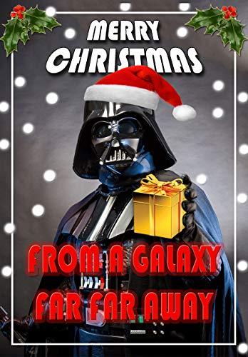 Tarjeta de Navidad – Darth Vader – Star Wars- Publicado el mismo...