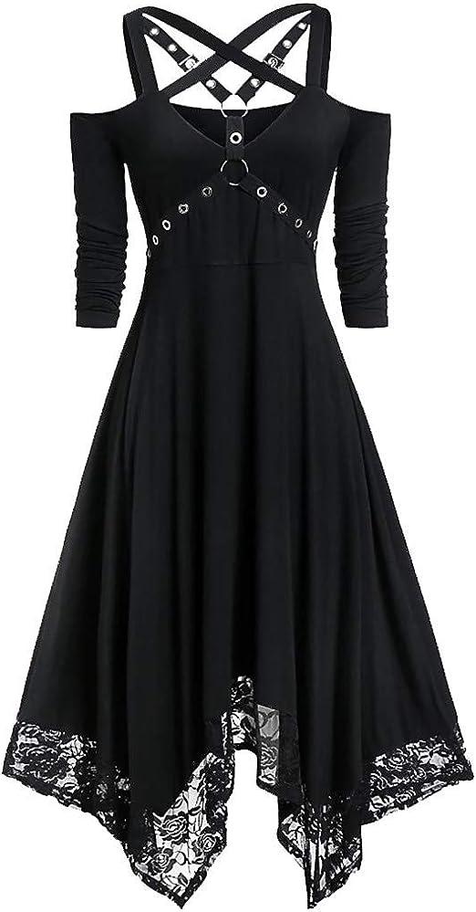Lady Mesh Gloves Fancy Party Gothic Lolita Sheer Retro Punk Spider Web Black