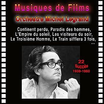 Michel Legrand fait son cinéma (1959 à 1960)