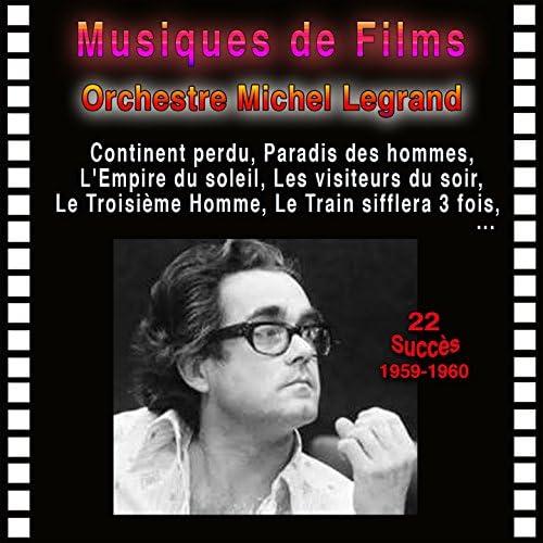 Orchestre Michel Legrand, Michel Legrand