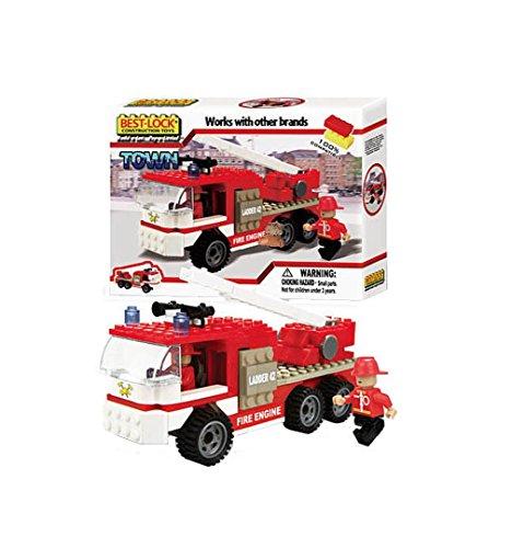 Best-Lock Construction Fire Engine Truck