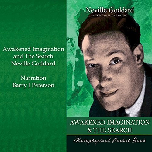 Awakened Imagination and the Search audiobook cover art