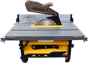 ZKHD Ancho De Corte Ligero Compacto con 220V Sierra De Plataforma De Madera De Precisión, Bastidor De Luz