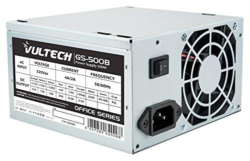 Aerocool ES900 900W, ATX, 12V, PFC Activo, incluye ventilador 12 cm, circuito inteligente control de velocidad, 80 Plus Bronze, +85/% eficiencia Fuente de alimentaci/ón modular para PC color negro