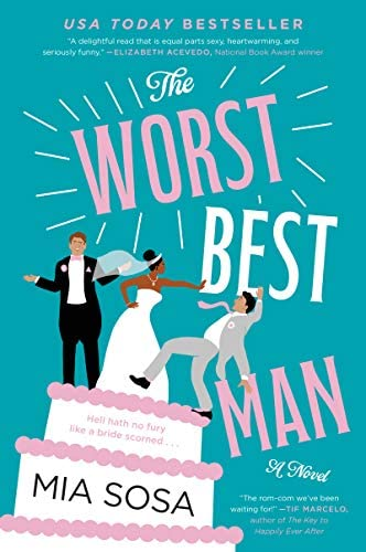 The Worst Best Man A Novel product image