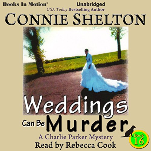 Weddings Can Be Murder cover art