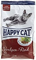 HAPPY CAT スプリーム【フォアアルペン-リンド】成猫用ドライフード 全猫種 (1.8kg)