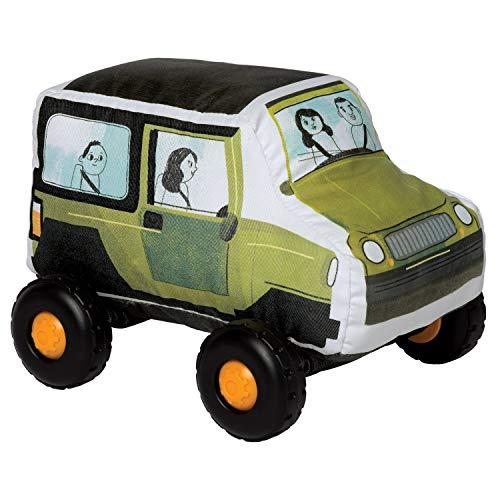 Manhattan Toy Bumpers SUV Véhicule Jouet pour Tout-Petits, 216160, Multicolore
