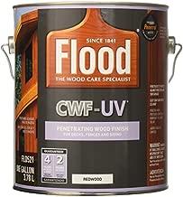 Flood Series FLD521-01 1G CWF-UV Redwood 275 VOC