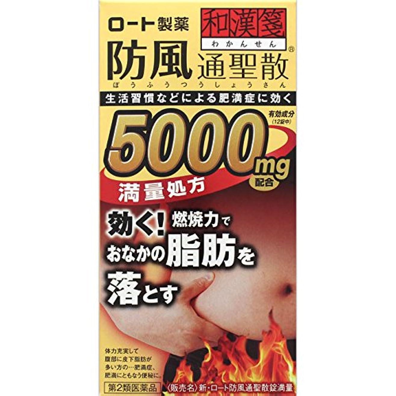 歌小道製油所【第2類医薬品】新?ロート防風通聖散錠満量 264錠