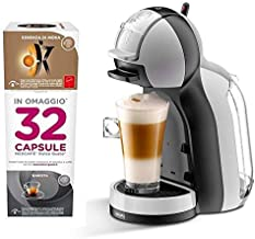 KRUPS Dolce Gusto MINI ME KP123BKP coffee machine + 32 capsules included
