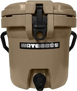 Fatboy 2.5 Gallon Waterboy Water Jug Cooler Sand