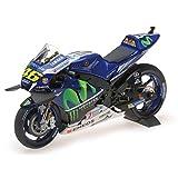 Minichamps 122163046–1: 122016Yamaha ytz-m1Moviestar Yamaha MotoGP–Valentino Rossi