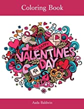 Valentine's Day: Coloring Book